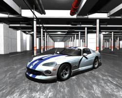 Dodge Viper GTS by TonyHarris