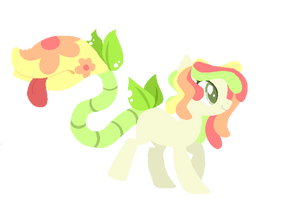 (Closed) Cinna - Plant Pony Adopt by SugarTea-Adopts