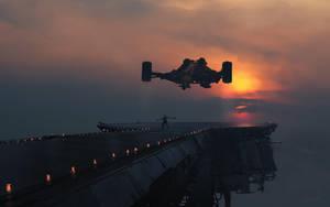 Landing Field by Sergey-Lesiuk