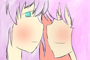 Smells Like Love by IceRazer666
