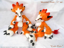 Moomba Plush by Lithe-Fider