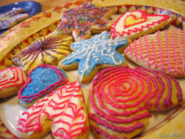 Christmas Cookies by Lithe-Fider