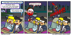 Roadside Manners by funymony