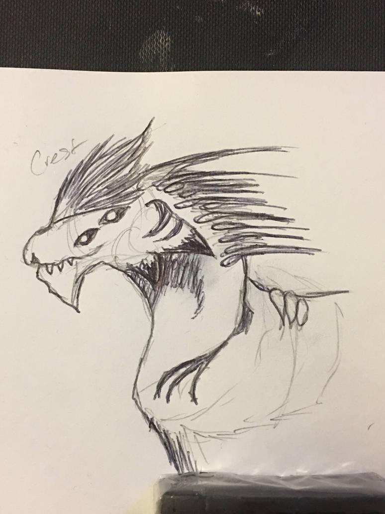 Alien Beast by DraconianQueen