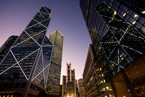 Bank of China by djfiesta