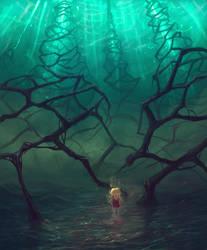 unseen world of dreams by DanteCyberMan
