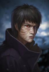 Obito Uchiha by DanteCyberMan