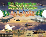 6th September Defence Day of Pakistan. by MohsinBadshah