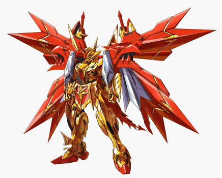 Superior Dragon EX by MegaGundam7778
