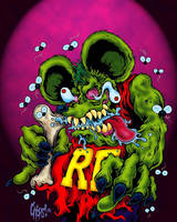 Zombie Fink by MonsterInk