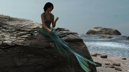 Mermaids155b02 by themeanguy