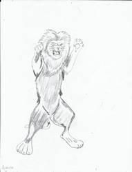 A Lion by Arak-8