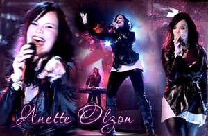 +Anette Olzon+ by IrenaT