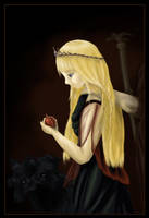 Persephone by shi-chahn