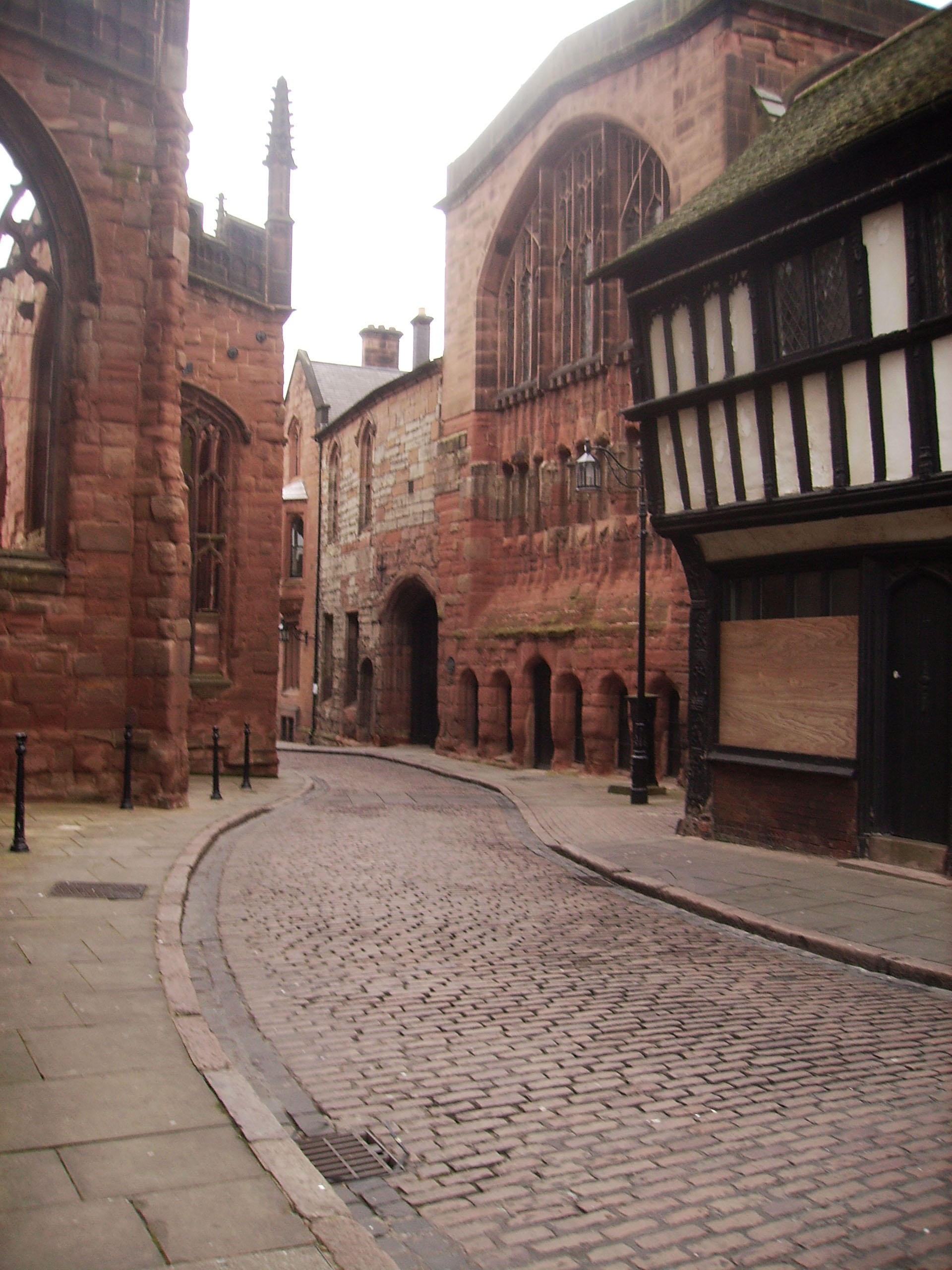 Old Street Coventry 2 by BlissStock