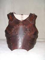 Leather armor by Karbanog