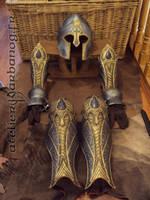 preview - armure de maitre d'arme - sword master by Karbanog