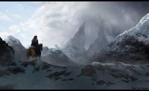 Claw Mountain by AhmetCanKahraman