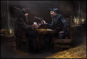 Gamble by AhmetCanKahraman