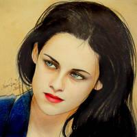 Kristen Stewart by zied8008