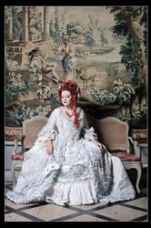 Marie Antoinette by Strotz