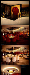 Chinese Restaurant Concept by aphaits