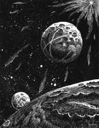 Pluto by GwilymG