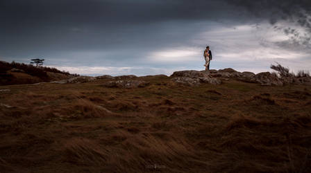 Standing strong by castorphotos