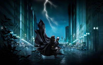 Batman The Dark Knight by seb29270