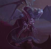 dragon by Takumer