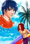 Miss U In Summer by serunisavana