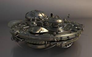 Roman Steam Disk 1729 by kceg