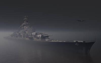 Battleship by kceg