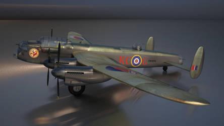 Lancaster by kceg