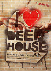 I heart Deephouse IV by mwmax