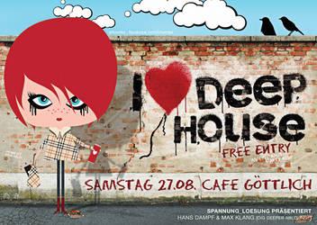 I heart Deephouse V by mwmax