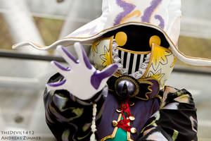 Final Fantasy IX - Vivi Amano by theDevil-photography
