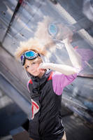 Final Fantasy XIII - Maqui by theDevil-photography