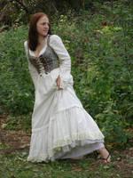 Renaissance Dress Stock 5 by box-o-fox-stock