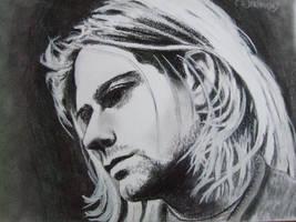 Kurt Cobain by Someone-Else79