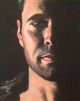 Until this darkness fades away......Tim RICE-OXLEY by Someone-Else79