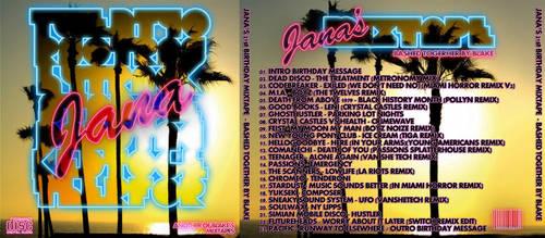 Mixtape for Jana by b84