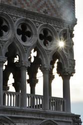 Venice sunrise by cihutka123