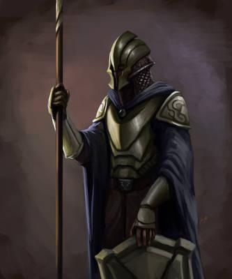 Royal Guard by SpartanK42