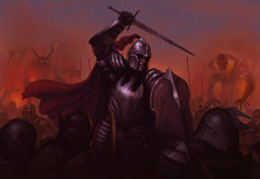 Feanor's Last Stand by SpartanK42