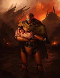 Sole Survivor by SpartanK42