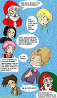 Code Lyoko: Christmas Wishes by Son-Neko