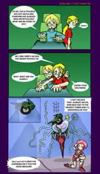 It doesn't take a genius... by Son-Neko