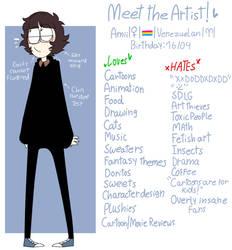 Meet the dork by Amii-stuff
