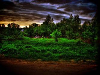 Dark Summer by kiokiliant